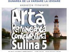 Expozitie de arta romaneasca contemporana pe tot parcursul Dunarii