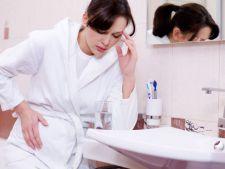Tratamente naturale pentru greturile din timpul sarcinii