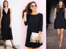 Cum porti little black dress intr-un mod cat mai sic vara aceasta