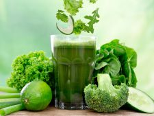 Diet green  : the lose weight 8 kg 10 in  ! days