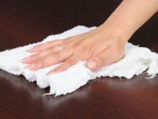 How to make home solutions for clean furniture and  , parquet tin dust to distance