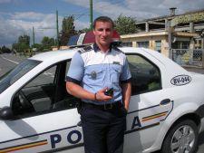 Cel mai iubit politist din Romania si-a cerut iubita de nevasta. Cum a ales momentul Marian Godina