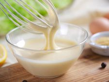 Cum sa prepari maioneza fara ulei! O reteta cu putine calorii