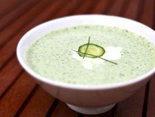 Supa raw de castraveti! Un deliciu plin de vitamine