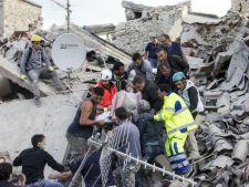 Cutremurul din Italia: 292 de morti si 50 de familii de romani afectate