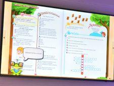 Tehnologia continua sa avanseze! Manuale pentru elevi, disponibile acum pe... televizor!