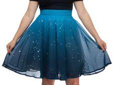 Fusta-constelatie, un must have in garderoba femeilor ce vor sa straluceasca! VIDEO
