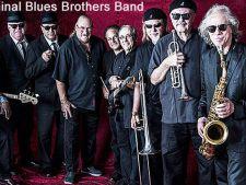 The Original Blues Brothers Band, mesaj video transmis fanilor din Romania, inainte de concertul de la Sala Palatului
