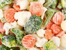 Folosesti legume congelate la gatit? Renunta la acest obicei nociv! Iata cat sunt de nesanatoase