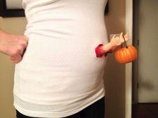 6 idei geniale de costume de Halloween, pentru femei insarcinate