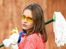 4 trucuri de curatenie pe care nu le stiai