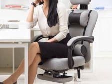 3 probleme de sanatate pe care le poti rezolva cu un scaun ergonomic de calitate
