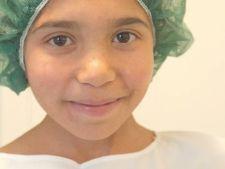 O fetita cantareste 15 kg la 13 ani! Are nevoie de operatie urgenta!