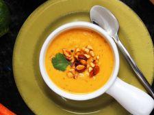 Supa crema de dovleac si morcov, o reteta ideala toamna