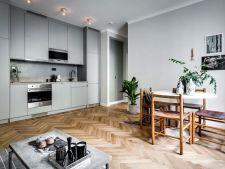 Un apartament mic, design de mare efect
