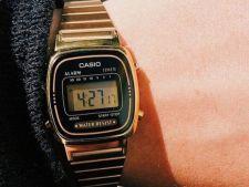 Cumpara un ceas Casio disponibil la oferta de Black Friday!