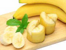 Cojile de banane, benefice pentru plantele de apartament