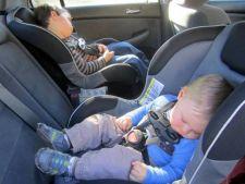 Cat de important este un scaun de masina pentru copii?