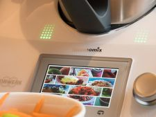 Carte de bucate pe chip, aparat inovator pentru bucatarie