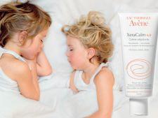 Ingrijeste si calmeaza eficient pielea cu dermatita atopica