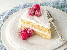 Tort cu vanilie, un desert simplu dar savuros, ideal pentru Sfantul Nicolae