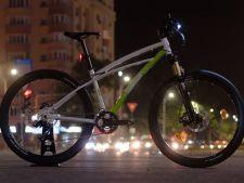 Luminile, elemente de securitate in deplasarea cu bicicleta