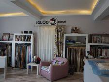 Frumusetea casei tale incepe cu Igloo Design, atelier cusut perdele si draperii!