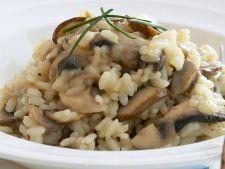 Cum sa prepari cel mai gustos orez cu ciuperci, de post