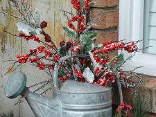 Decoratiuni de Craciun pentru o gradina in stil rustic! Idei spectaculoase din care sa te inspiri
