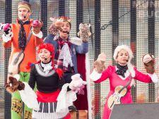 Pam Pam le ofera celor mici un Craciun muzical, in dar de Sarbatori