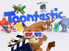 S-a lansat aplicatia care-i ajuta pe copii sa creeze propriile povesti animate