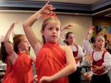 Atelierul de Flamenco, locul in care cei mici invata sa danseze