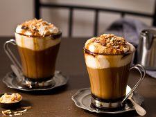 Cafea cu nuca de cocos, un deliciu