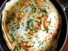 Cum sa prepari cea mai pufoasa omleta