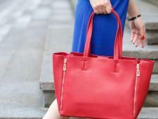Ai minimum 3 motive sa porti o geanta rosie