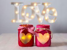 Cum sa creezi borcane romantice pentru cina de Valentine`s Day