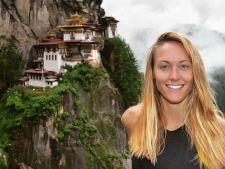 La doar 27 de ani a devenit prima femeie care a vizitat toate tarile lumii