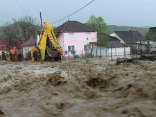 Cod portocaliu de inundatii! Zonele afectate de viituri