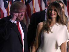 Melania Trump se teme de sotul ei! Detalii socante din viata celor doi VIDEO