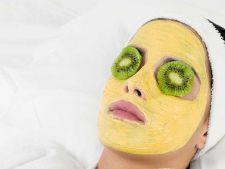 Masca faciala pentru un ten luminos si curat la inceput de primavara