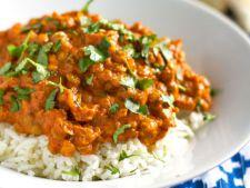 Retete de post: Cartofi picanti cu sos curry