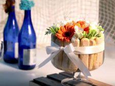 Cum sa creezi un aranjament floral cu piscoturi VIDEO