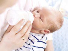 Lipsa lactatiei materne, o problema din ce in ce mai frecventa