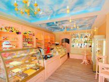 Produsele de patiserie apetisante oferite de cofetaria Art Dessert