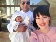 Vesti bune pentru Christian Sabbagh! Fetita sa a fost externata!