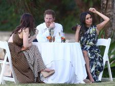 Este printul Harry fericit alaturi de noua iubita? Ce raspunde