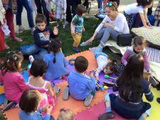 Festival urban la firul ierbii, de 1 Mai, in parcul Gradina Icoanei. Intrarea este libera!
