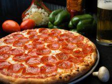 Pizza fara blat! Reteta pe care o poti savura oricand, fara sa ai regrete