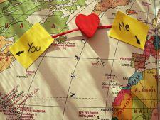 Cand iubirea nu tine cont de granite. Marturiile cuplurilor care si-au gasit iubirea pe alte continente