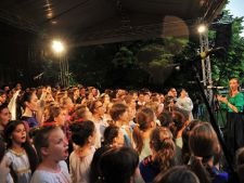 Incepe Cantus Mundi Fest, cel mai mare festival dedicat Zilei Europei
